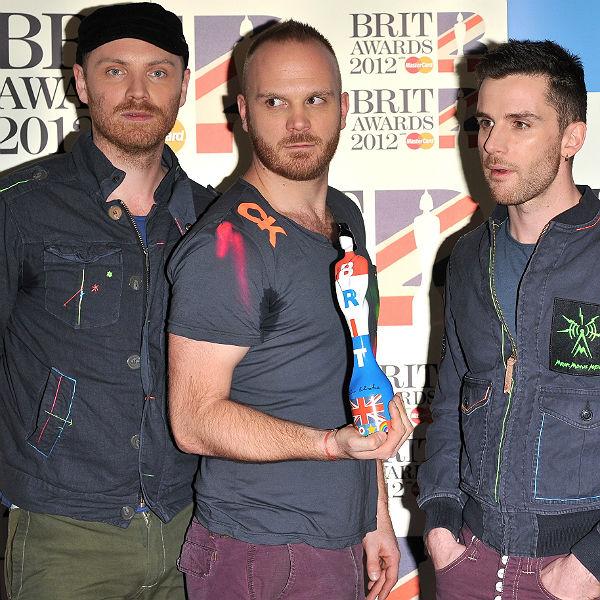 Coldplay facts, Will Champion, Jonny Buckland, Guy Berryman