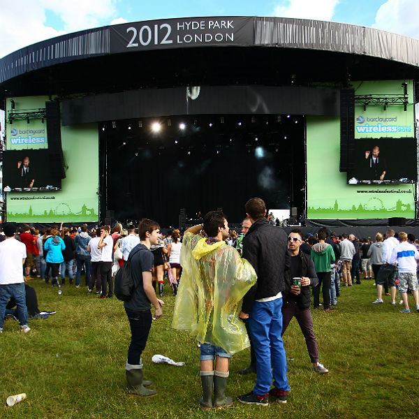 Wireless Festival 2014 to take place in Finsbury Park, London