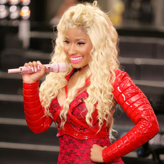 Nicki Minaj 'endorses Mitt Romney' on new Lil Wayne mixtape