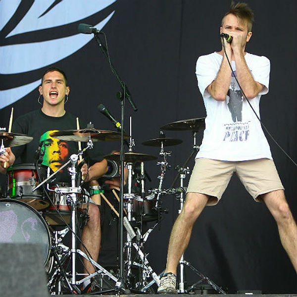 Enter Shikari: 'We wouldn't turn down the chance to headline festivals'
