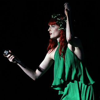 Tickets for Florence + The Machine's December tour on sale now