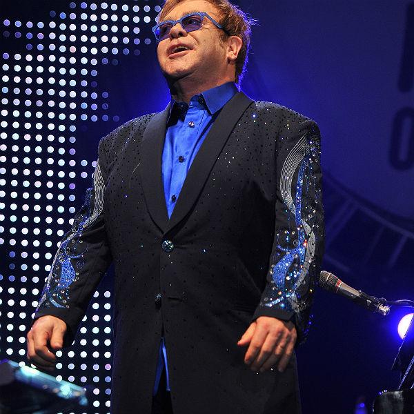 Elton John to resume tour after illness - hopefully including Bestival