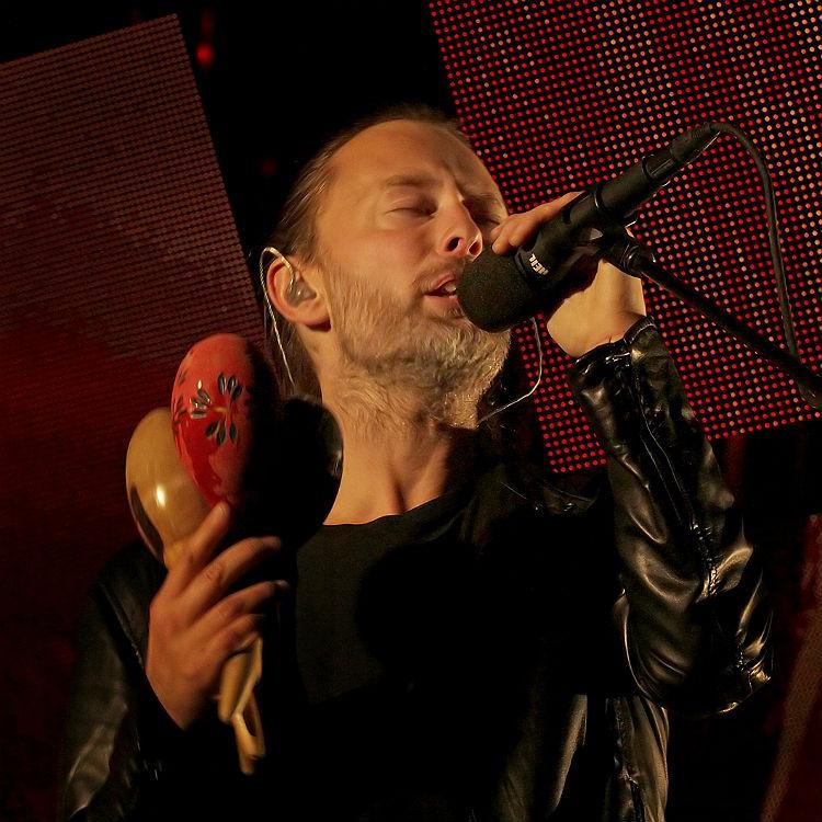 We saw Radiohead play their best gig in years