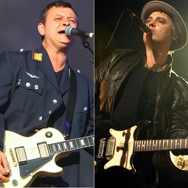 Manic Street Preachers on The Libertines reunion