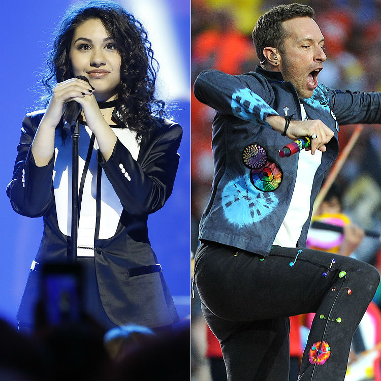 'Here' star Alessia Cara to support Coldplay on new album UK EU tour