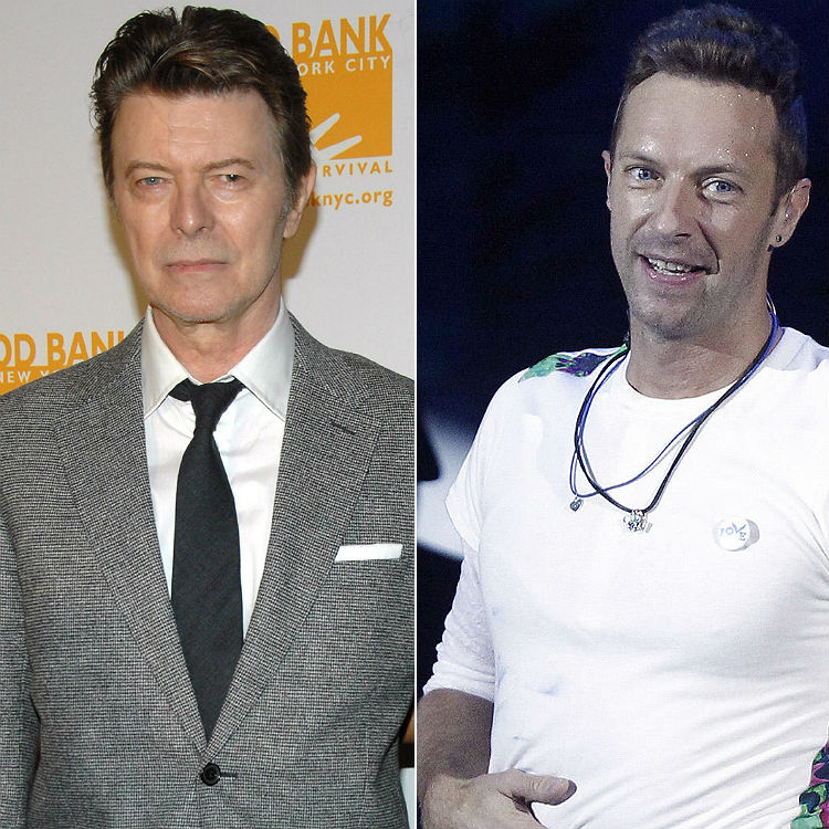 David Bowie turned down Coldplay collaboration with insult - tour