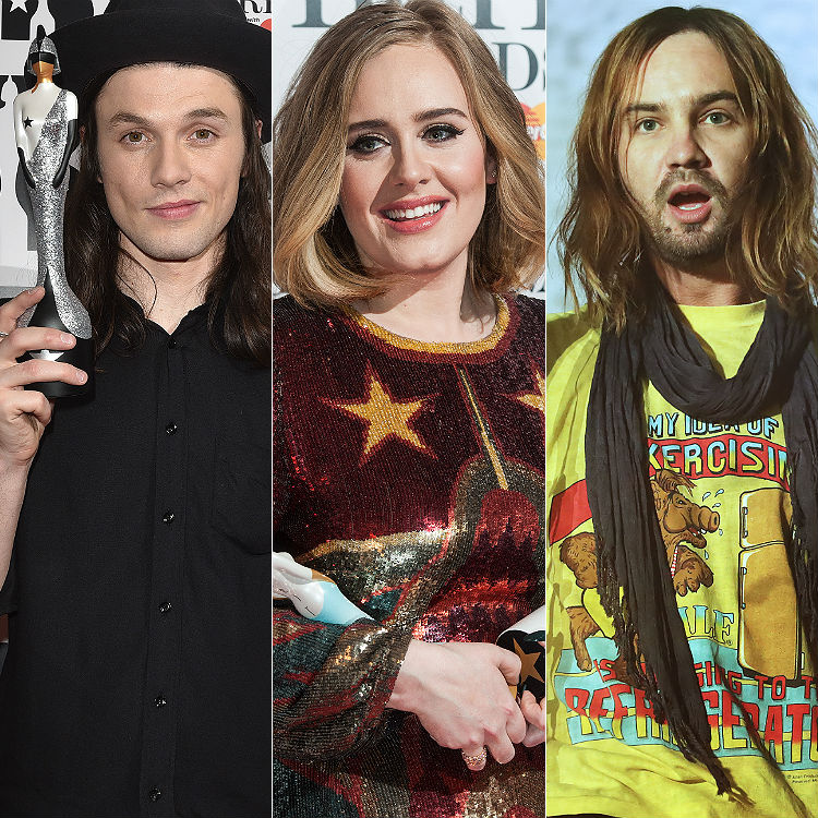 Brit Awards 2016 winners list - Adele, Coldplay, James Bay, more watch