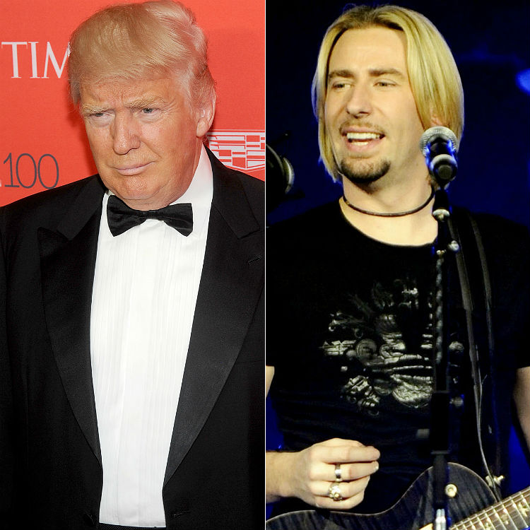 Donald Trump hated more than lice & Nickelback before tour - tickets