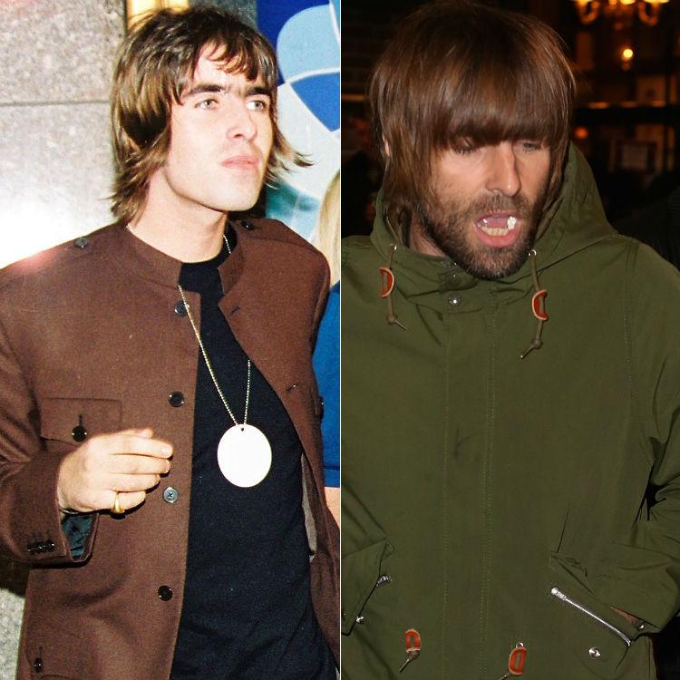 Stars of 1996, then and now photos, Manics, Radiohead, Robbie Williams