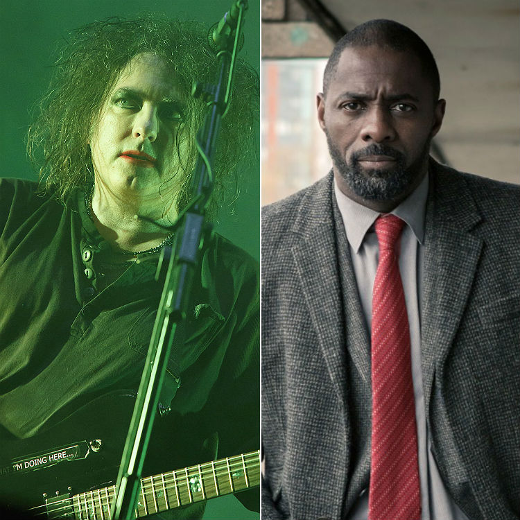 The Cure re-record classic b-side for Luther Christmas episode