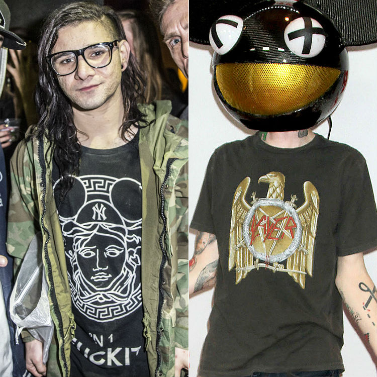 Skrillex vs Deadmau5 Twitter argument over bullying, EDM, labels