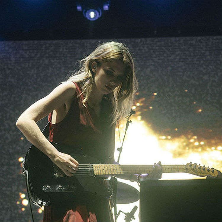 Wolf Alice's epic + emotional Nos Alive set in photos