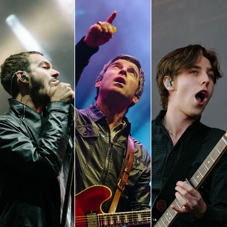 Y Not Festival 2016 review photos - Noel Gallagher, Editors, Catfish