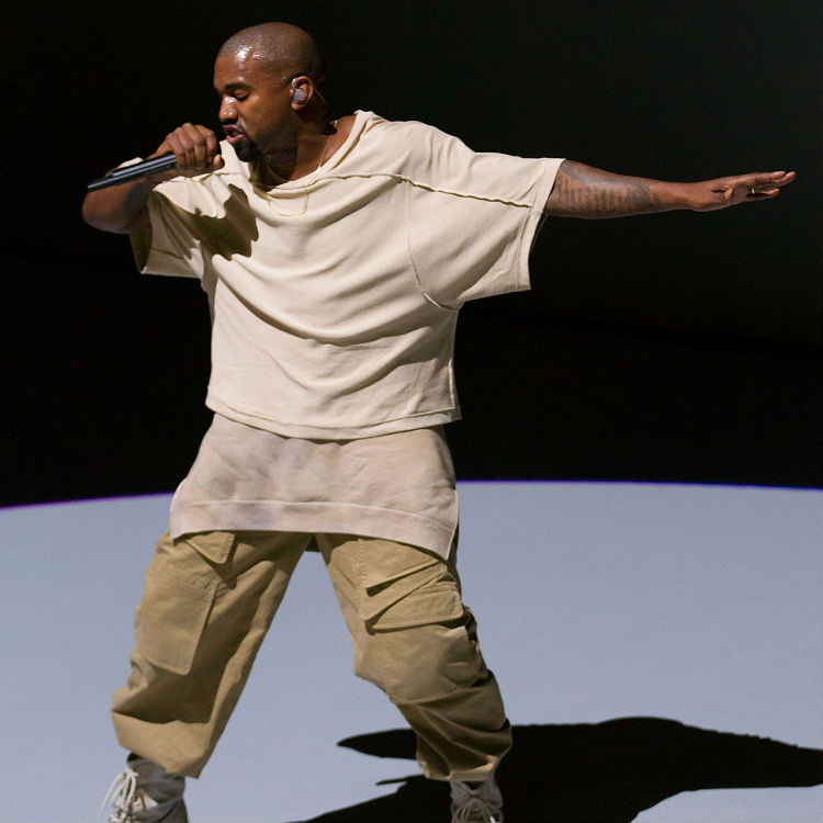 Kanye West freestyle raps on racism in America after Charleston