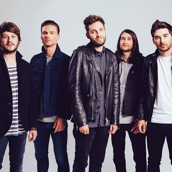 You Me At Six: 'We nearly killed ourselves in LA'