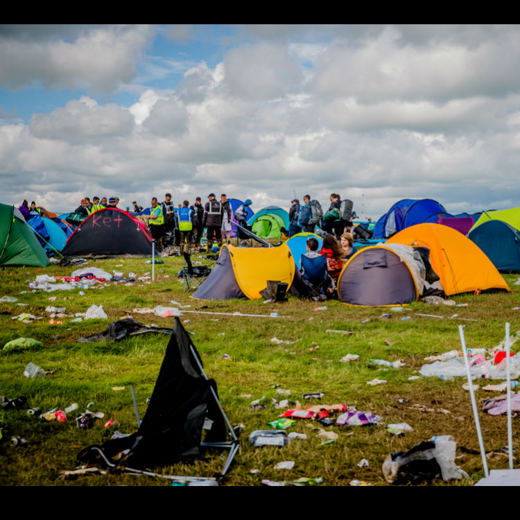 Exclusive: Y Not festival guests speak about their weekend in the mud