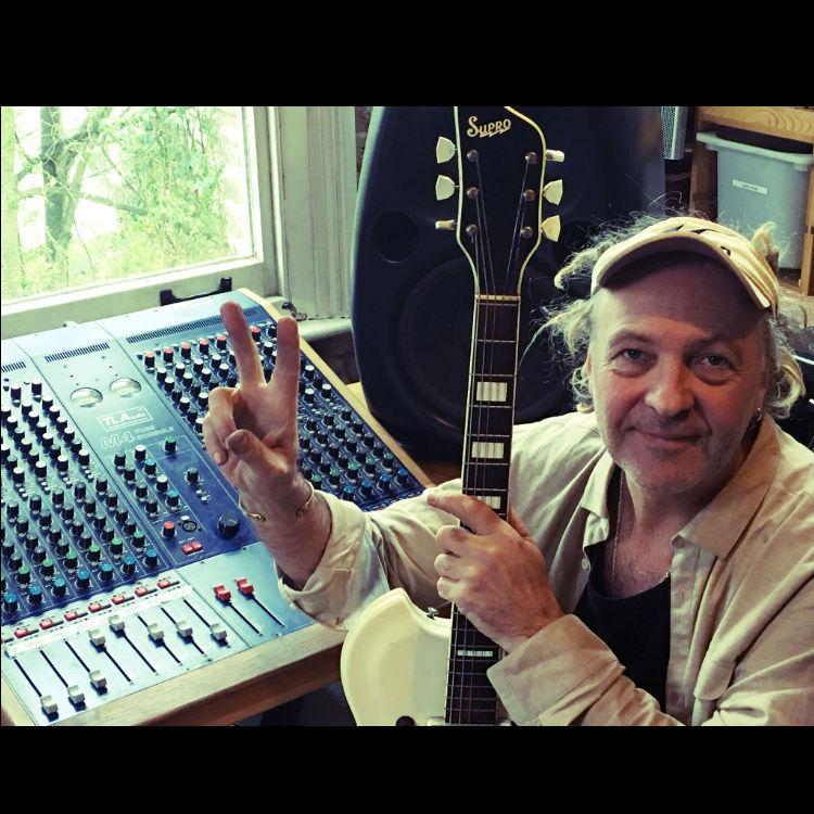 Youth interview Killing Joke guitarist producer