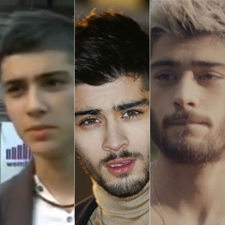 One Direction Zayn Malik life and career timeline