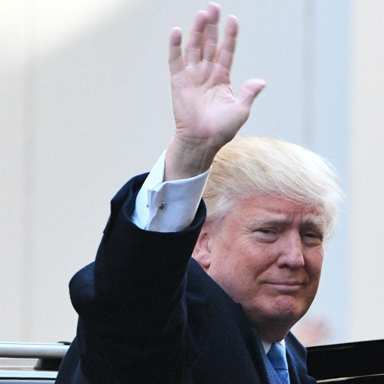 Trump's All American ball Hyatt Regency President Elect inauguration