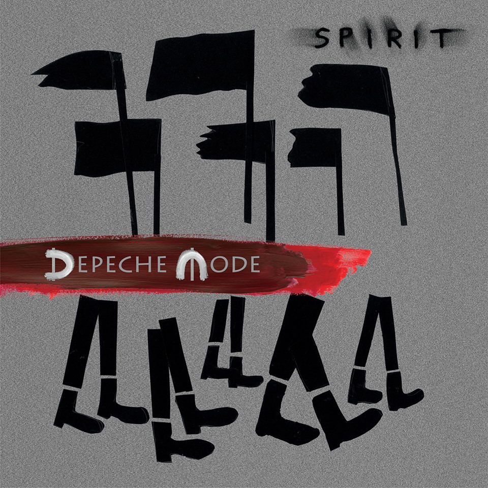 Depeche Mode release new political single 'Where's The Revolution'
