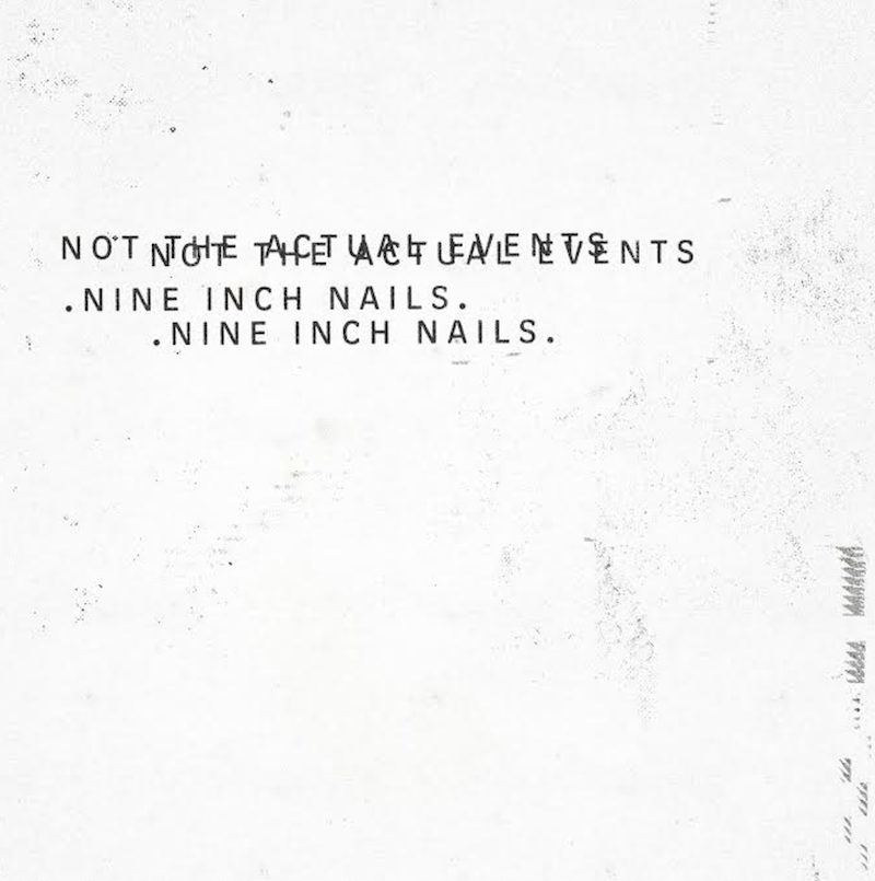 Nine Inch Nails send mysterious package of black powder to fans