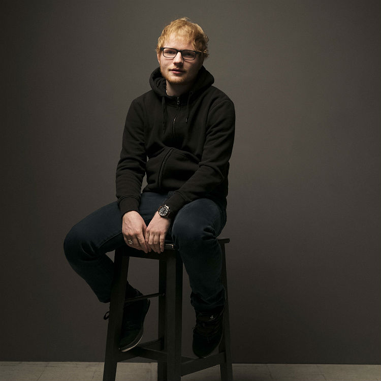 Ed Sheeran injured after being hit by a car in London