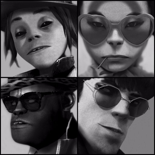 Gorillaz reveal four new tracks, announce album Humanz and special London show