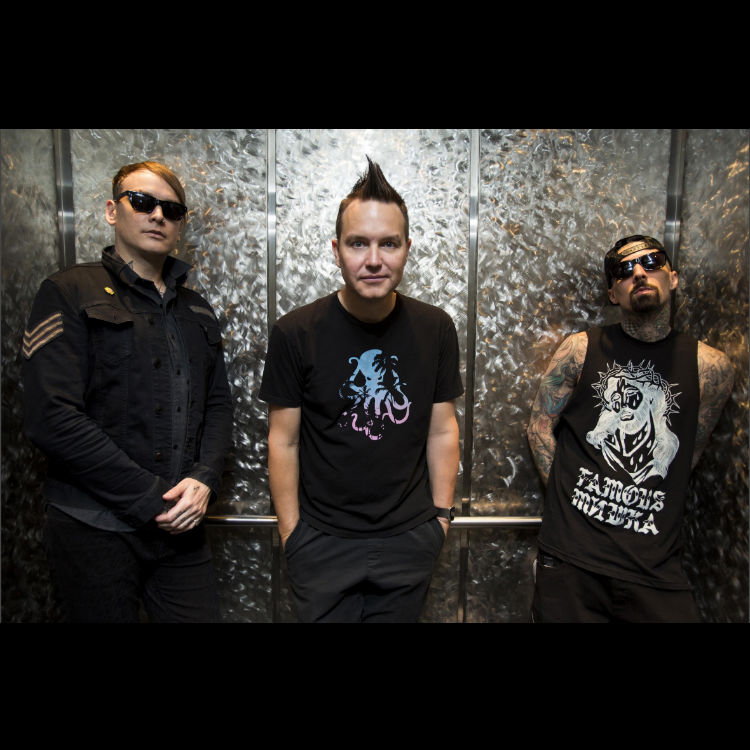 Blink182 plan to start writing new album next year