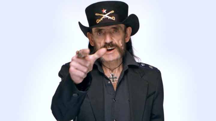 Lemmy Solo Album To Be Released