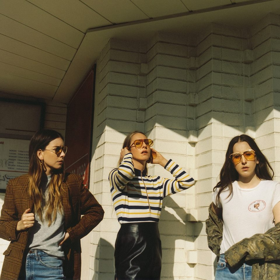 Haim unveil 'Right Now', the first taste of new album Something To Tel