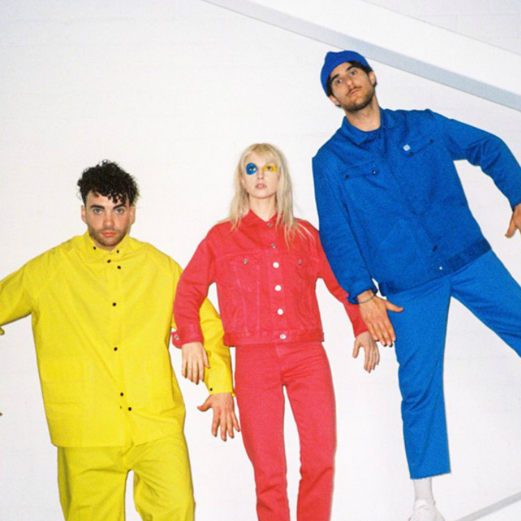 Watch: Paramore share behind-the-scenes video for 'Hard Times'