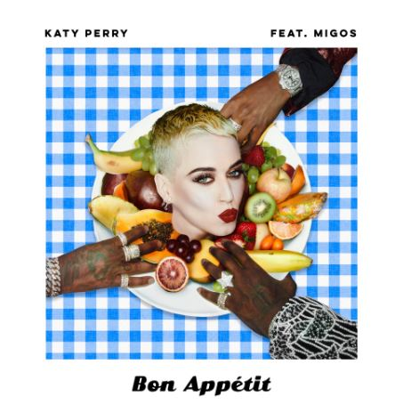 Katy Perry unveils new single 'Bon Appetit'