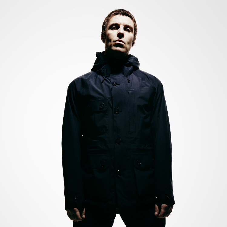 Liam Gallagher unveils first solo single 'Wall Of Glass'