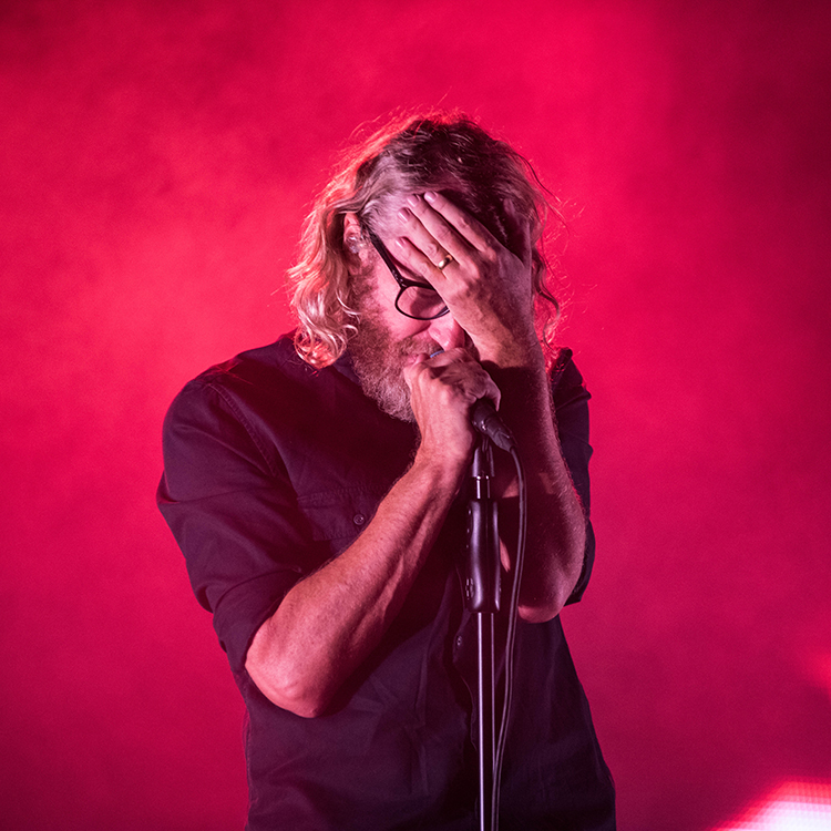 The National unveil new track 'Guilty Party'
