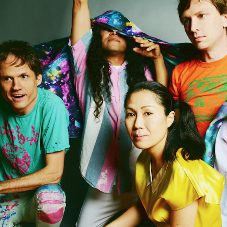 Deerhoof announce collaborative album Mountain Moves, unveil new single 'I Will Spite Survive'