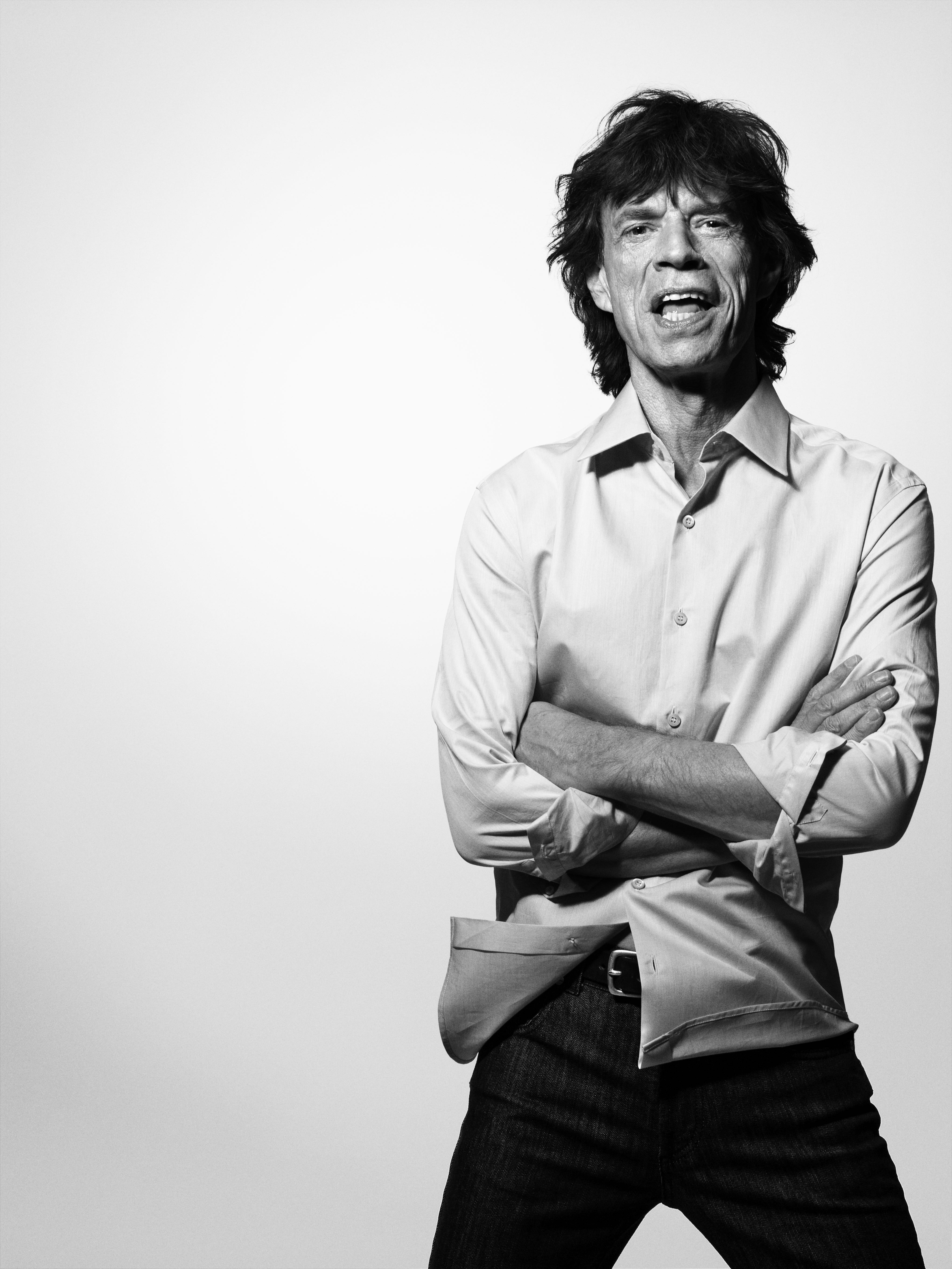 Mick Jagger Releases Two New Singles England Lost Gotta Get a grip