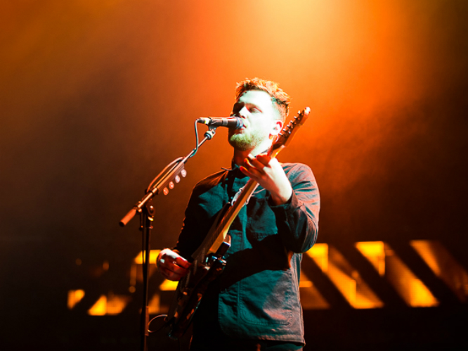 7 exclusive photos of Alt-J live at London's O2 Arena | Gigwise