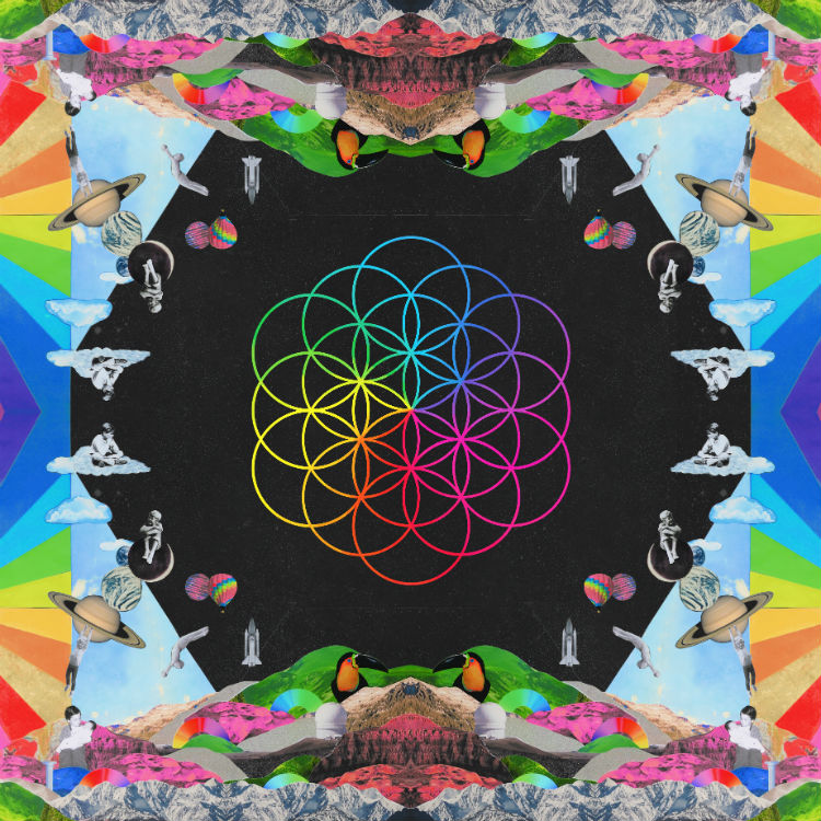 Coldplay Head Full Of Dreams new album released on Spotify