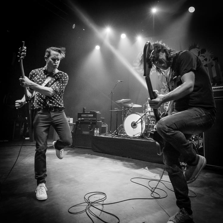Photos of Ash with Tim Wheeler live at Shepherd Bush�s Empire 2015