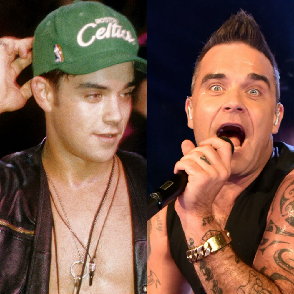 Pop stars gone solo - Robbie Williams, Beyonce, net worth then and now