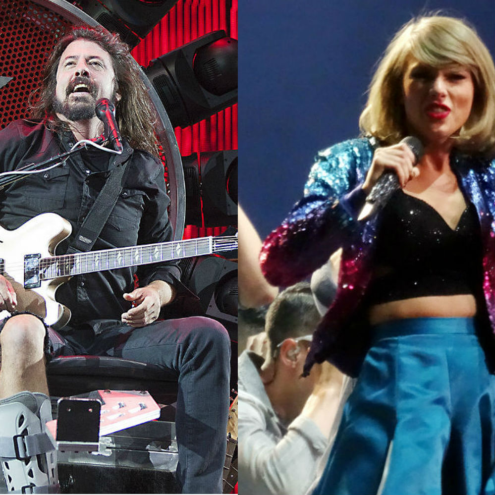 27 music heroes who did amazing things in 2015