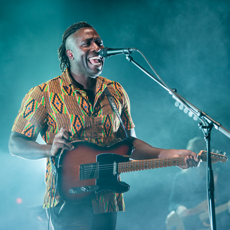 13 photos of Bloc Party's career-spanning Brixton Academy show
