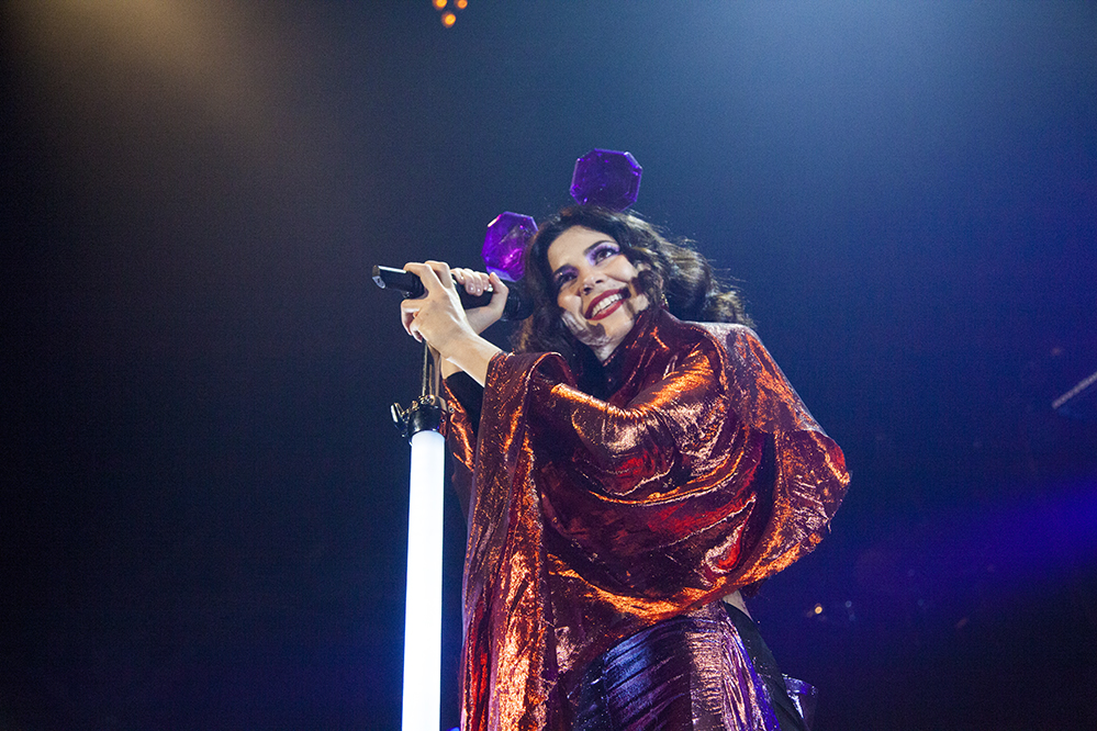 Marina & The Diamonds' Roundhouse show in photos | Gigwise
