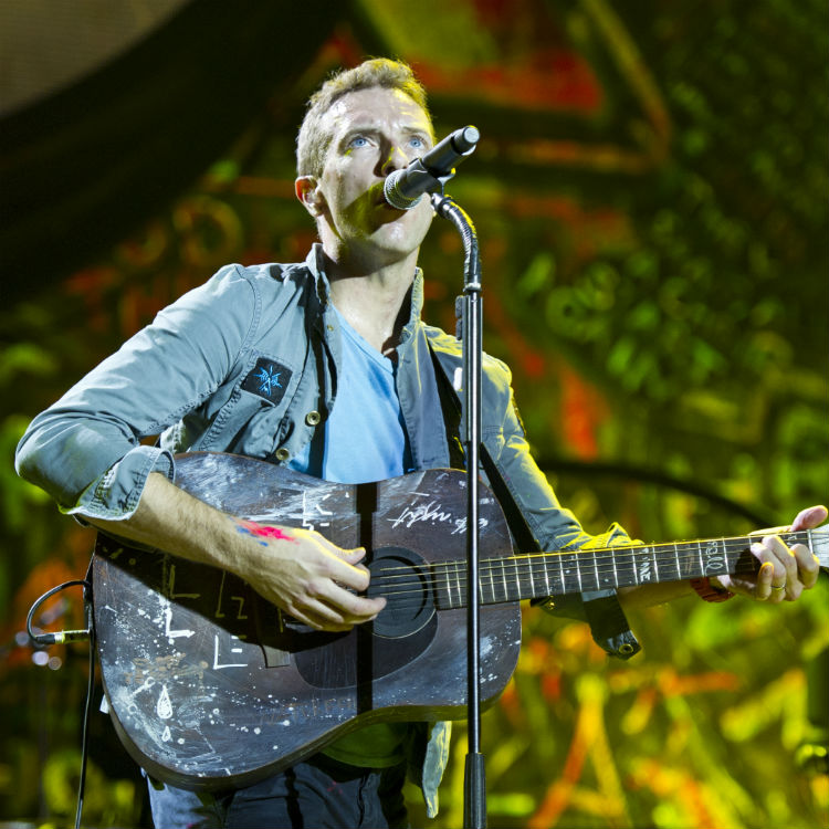 Coldplay Chris Martin interview on band split rumours