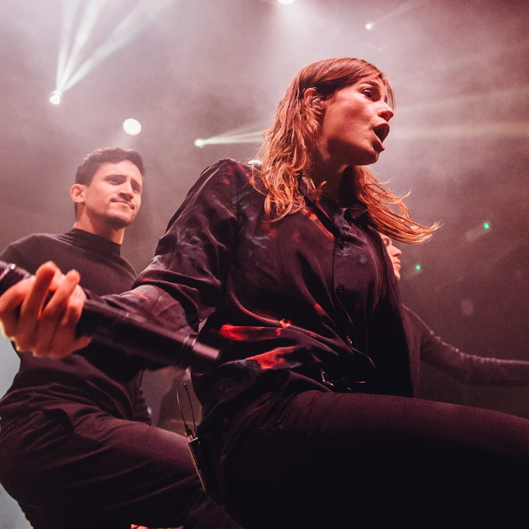 Christine And The Queens UK tour dates 2016, London, Glasgow