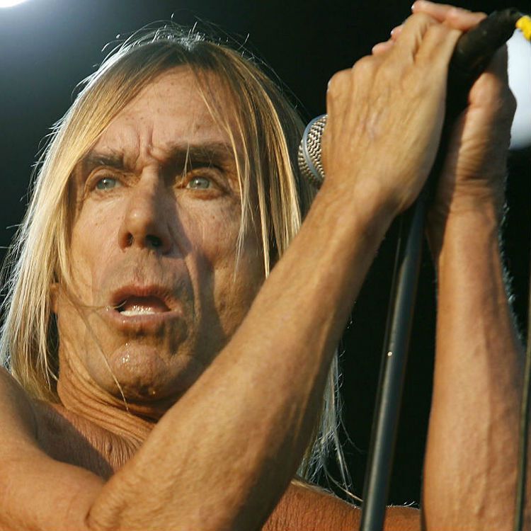 Iggy Pop's craziest quotes and stories ahead of tour - tickets