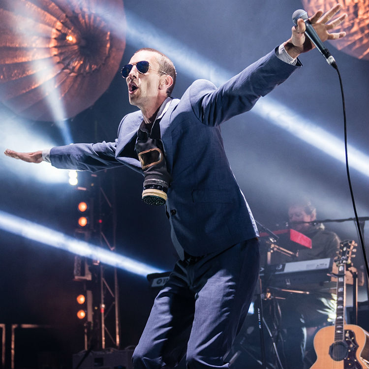 Richard Ashcroft's exhilarating Roundhouse show in photos