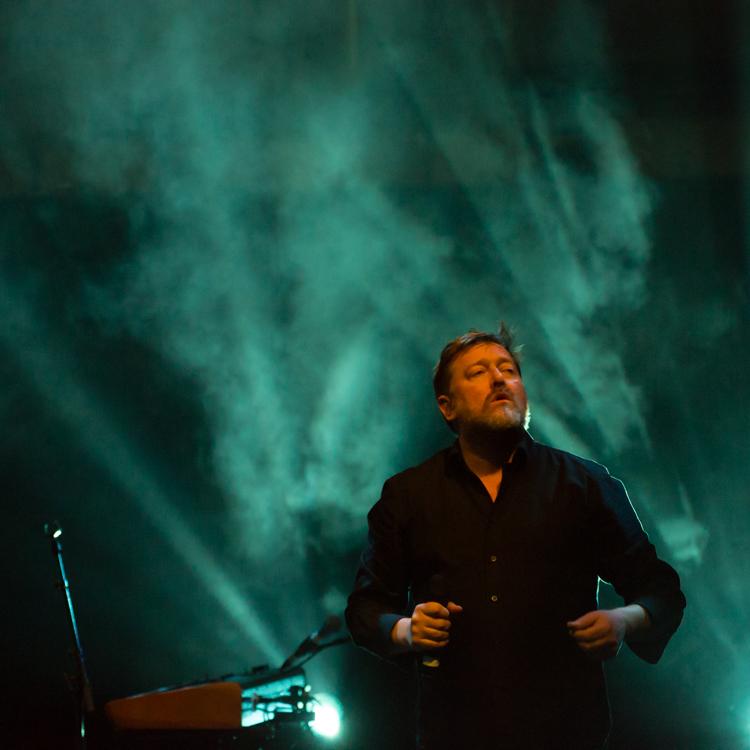 Guy Garvey at Meltdown Festival Hall London - photos, setlist