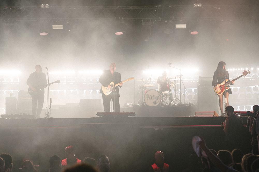 Pixies Nos Alive set photos, review and setlist