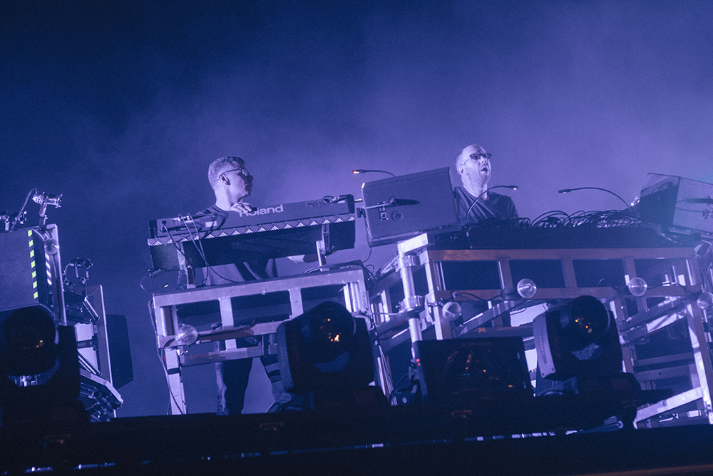 Chemical Brothers at Nos Alive photos